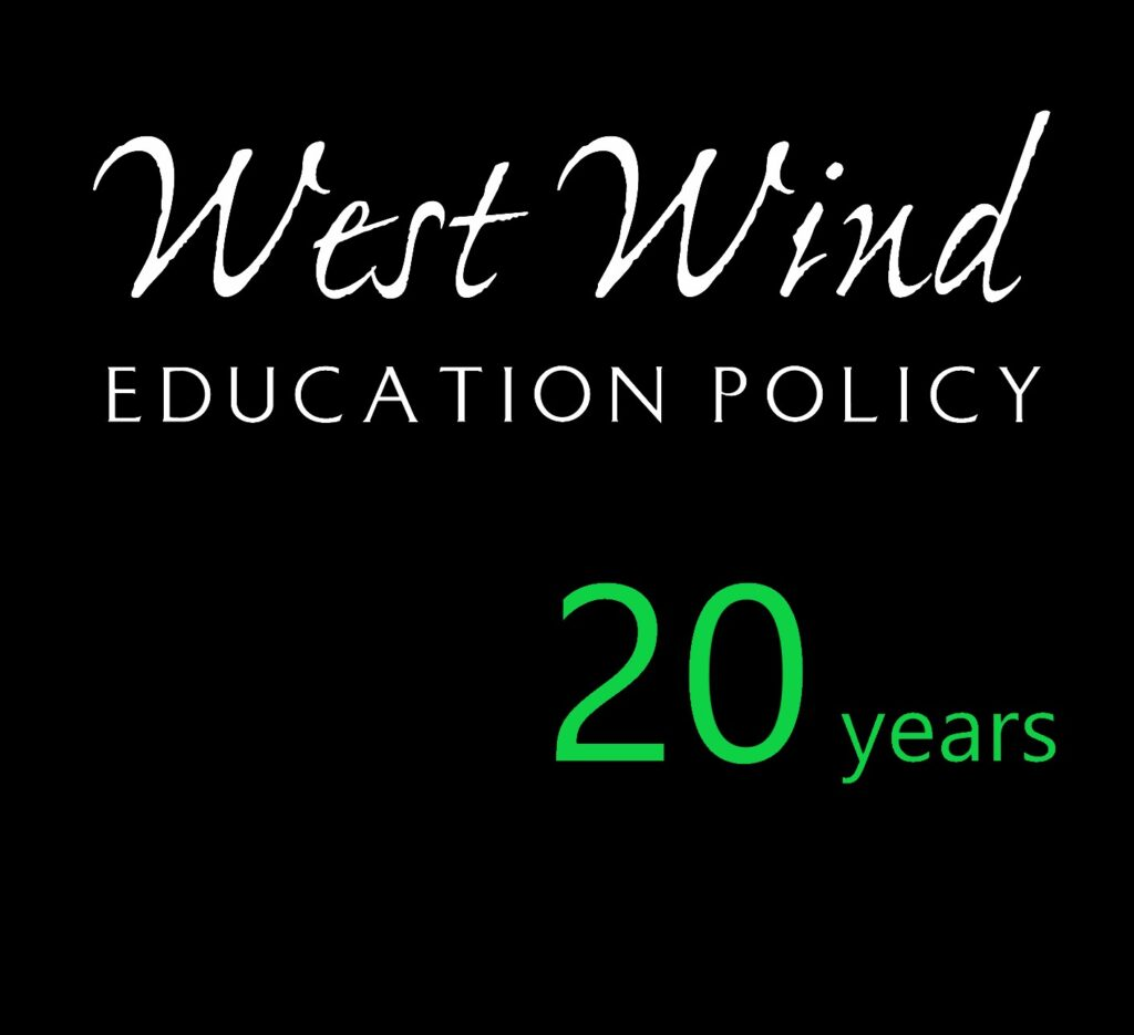 Twenty years ago today … West Wind was founded!